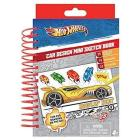Hot Wheels Mini Sketch Book Set da disegno (FA46805)