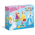 Puzzle 3-6-9-12 My First Puzzles Princess (20805)