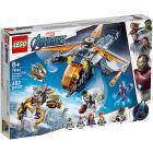 Avengers - Hulk salvataggio in elicottero - Lego Super Heroes (76144)