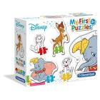 Puzzle 3-6-9-12 My First Puzzles Disney Cla (20806)