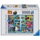 Cattivissimo me 3 Puzzle 9000 pezzi (17808)