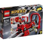 Ferrari FXX K e galleria del vento - Lego Speed Champions (75882)