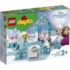 Il tea party di Elsa e Olaf - Lego Duplo (10920)