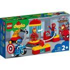 Il laboratorio dei supereroi - Lego Duplo (10921)