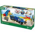 Brio set ferroviario della polizia (33812)