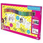 Set 60 Pennarelli Barbie 35812