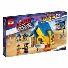 La casa dei sogni/Razzo di soccorso di Emmet! - Lego Movie (70831)