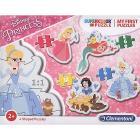 Princess My First Puzzle 3 - 6 - 9 - 12 Pezzi (20813)