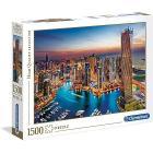 High Quality Collection Puzzle - Dubai Marina - 1500 Pezzi (31814)