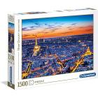 High Quality Collection Puzzle - Parigi - 1500 Pezzi (31815)