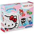 My First Puzzle - 3-6-9-12 Pezzi - Hello Kitty