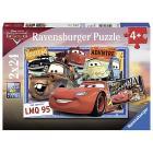 Cars Puzzle 2x24 pz (07819)