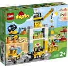 Cantiere edile con gru a torre  - Lego Duplo (10933)
