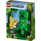 Maxi-figure Creeper e Gattopardo - Lego Minecraft (21156)