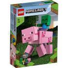 Maxi-figure Maiale e Baby Zombi - Lego Minecraft (21157)