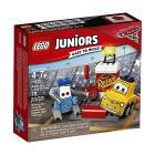 Il Pit Stop di Guido e Luigi - Lego Juniors (10732)
