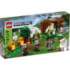 L'avamposto del saccheggiatore - Lego Minecraft (21159)