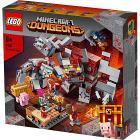 La battaglia della pietrarossa - Lego Minecraft (21163 )