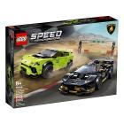 Lamborghini Urus ST-X & Lamborghini Huracán Super Trofeo EVO - Lego Speed Champions (76899)