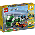 Trasportatore di auto da corsa - Lego Creator (31113)