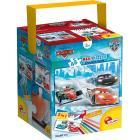 Puzzle + Color Fustino Maxi 48 Cars (48359)