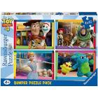 Toy story 4 Puzzle 4x42 Bumper Pack (6836)