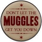 Harry Potter Distintivo smaltato (Header) Harry Potter (Muggles)