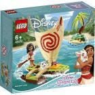 Avventura sull'oceano di Vaiana - Lego Disney Princess (43170)