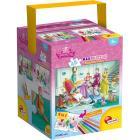 Puzzle + Color Fustino Maxi 48 Cenerentola (48366)