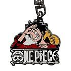 One Piece Portachiavi In Metallo Luffy New World (ABYKEY032)