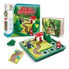 SmartGames SG 021 Little Red Riding Hood, Gioco Cappuccetto Rosso & SG 423 Gioco Iq Fit