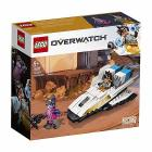 Tracer vs Widowmaker - Lego Overwatch (75970)