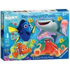 Finding Dory - 4 shaped (06858)