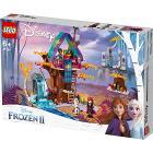 La casa sull'albero incantata Frozen 2 - Lego Disney Princess (41164)
