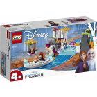 Spedizione sulla canoa di Anna Frozen 2 - Lego Disney Princess (41165)