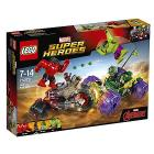 Hulk contro Red Hulk - Lego Super Heroes (76078)
