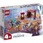 L'avventura sul carro di Elsa Frozen 2 - Lego Disney Princess (41166)