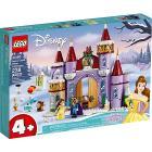 La festa d'inverno al castello di Belle - Lego Disney Princess (43180)