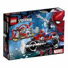 Salvataggio sulla moto di Spider-Man - Lego Super Heroes (76113)