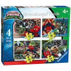 Puzzle Spider-Man 4 in a Box (06867)