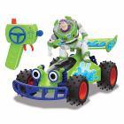 Toy Story 4 RC Buggy con personaggio di Buzz 1:24 con funzione turbo (203154000)