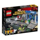 Rapina armata all'ATM Spider-Man - Lego Super Heroes (76082)