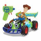 Toy Story 4 RC Buggy con personaggio di Woody 1:24 con funzione turbo (203154001)