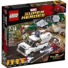 Attenzione alla VULTURE Spider-Man - Lego Super Heroes (76083)