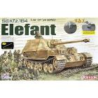 Carro Armato SD.KFZ. 164 ELEFANT 2 IN 1. Scala 1/35 (DR6871)