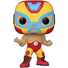 Marvel: Lucha Libre - Pop Funko Vinyl Figure 709 Iron Man 9cm