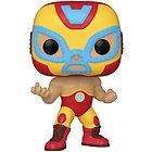Marvel: Lucha Libre - Pop Funko Vinyl Figure 709 Iron Man 9cm