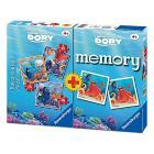 Multipack Memory + 3 Puzzle - Alla Ricerca Di Dory (06871)