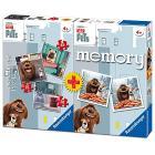 Vita da Animali Multipack: 3 Puzzle e 1 Memory (06872)