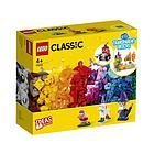 Mattoncini trasparenti creativi - Lego Classic (11013)